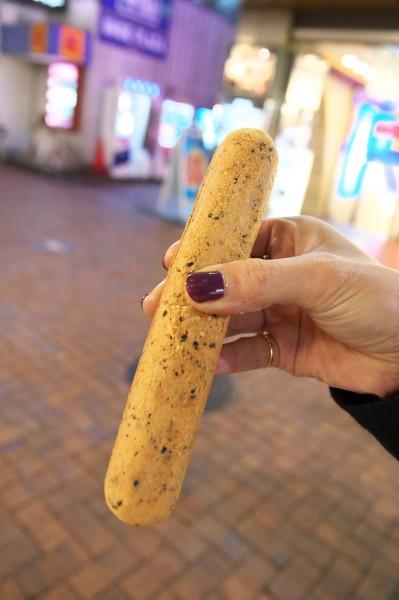 やなかしっぽ屋_焼きドーナッツ