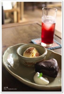 クワランカ_豆腐ガトーショコラ2