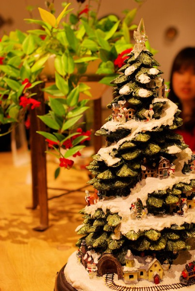 SundayBrunch_クリスマスツリー