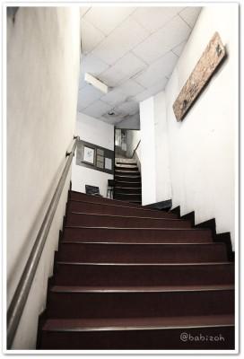 ヒトト_階段