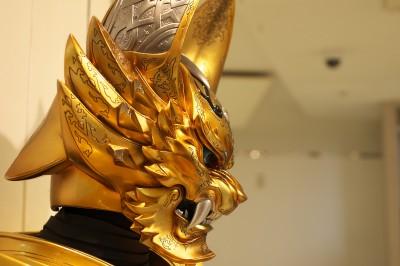 IMGP0417-牙狼黄金騎士