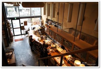 CafeZenon_カウンター2階