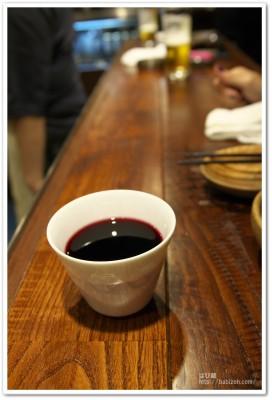 笑鴨_赤ワイン
