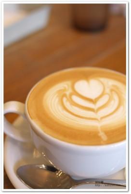CafeZenon_カフェラテ
