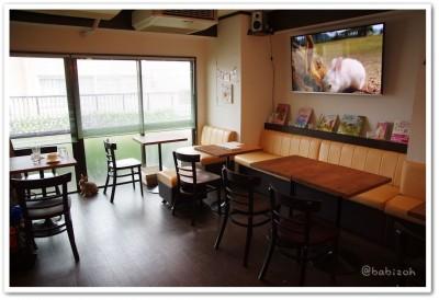 CafeMignon_店内2