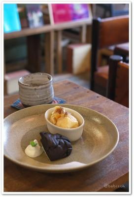 クワランカ_豆腐ガトーショコラ3