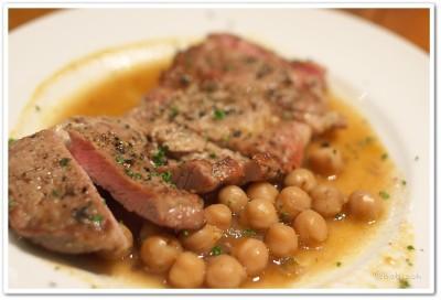 Chill_お肉とひよこ豆