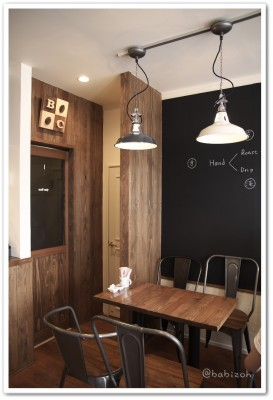BlackWellCoffee_店内