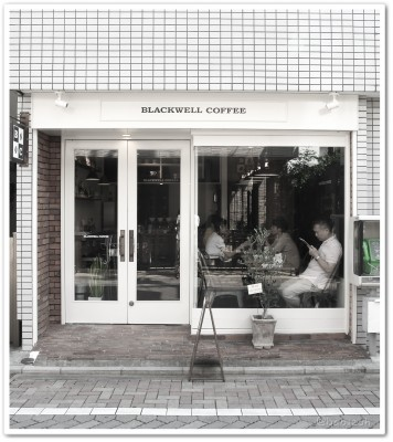 BlackWellCoffee_外観