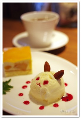 CafeMignon_フルーツムース