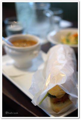 パッサテンポ_夏野菜サンド2