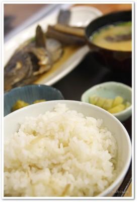 おふくわけ_煮魚定食2