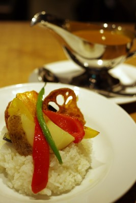 QuattroLABO_野菜カレー