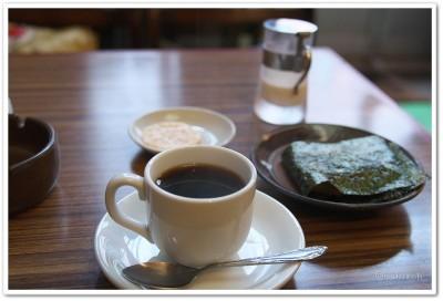 珈琲プチ_コーヒー