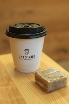 UniStand_きんつば