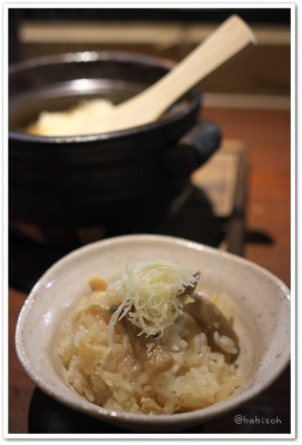 黒兵衛_炊き込みご飯2