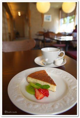 七福_おからチーズケーキ