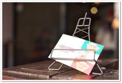 Trapizzino_カード