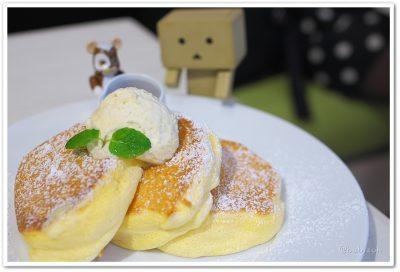 幸せのパンケーキ_パンケーキ2