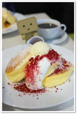 幸せのパンケーキ_フランボワーズ