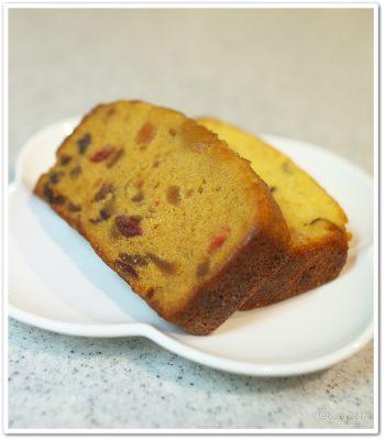 キチギャラカフェ_米粉パウンドケーキ